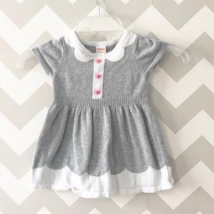 Gymboree sweater dress 👧🏼💋🌷